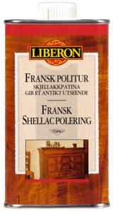 Bilde av SKJELLAKK FRANSK POLITUR 250ml LIBERON ALANOR